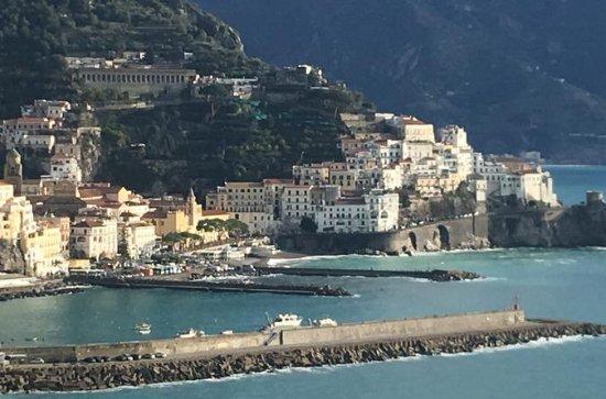 Full-day Pompeii and Amalfi Coast...