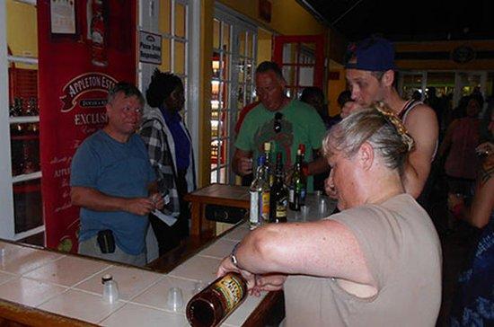 Tour do Rum da Appleton Estate