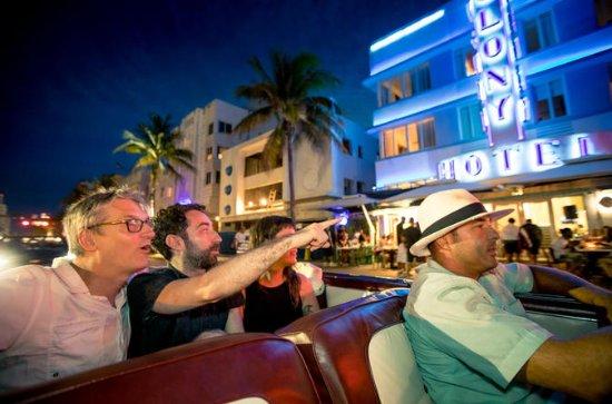 1 hour Classic Car Tour of Miami Beach
