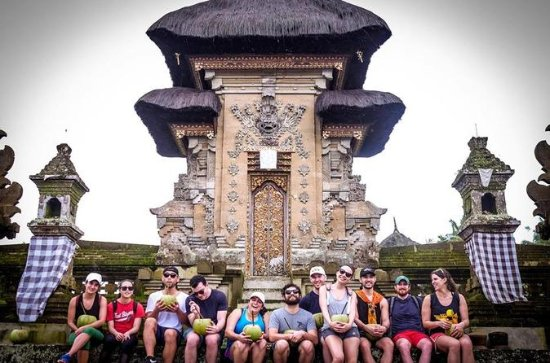 Sightseeing and culture Balinese life ...