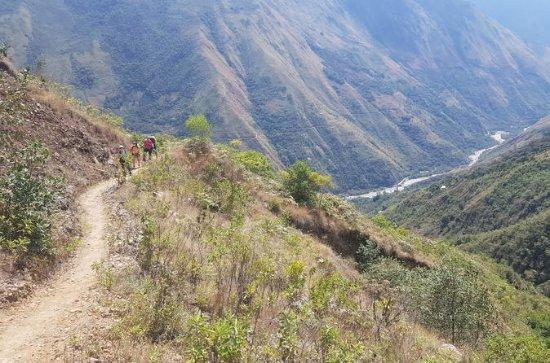 Inca Jungle Tour naar Machupicchu 4 ...