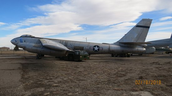 Pueblo Weisbrod Aircraft Museum : B47