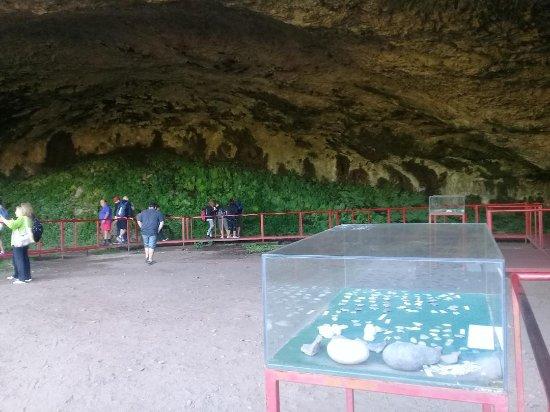 Province of San Luis, Αργεντινή: Una vista de la gruta.