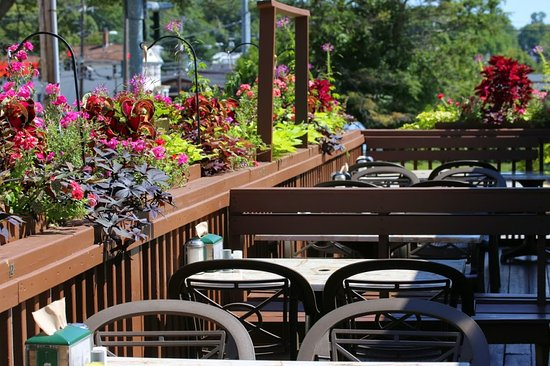 Colchester, CT: Outdoor Patio