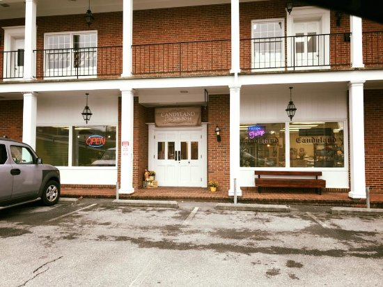 Abingdon, VA: storefront