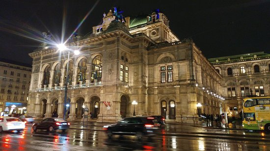 State Opera House : The Opera House