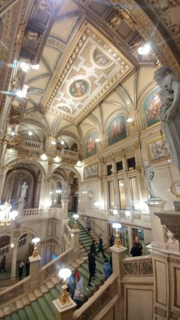 State Opera House : Interior of the Opera House