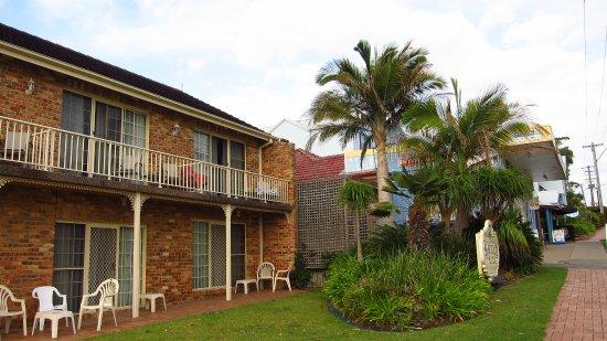 Mollymook, أستراليا: Room #6 top right.