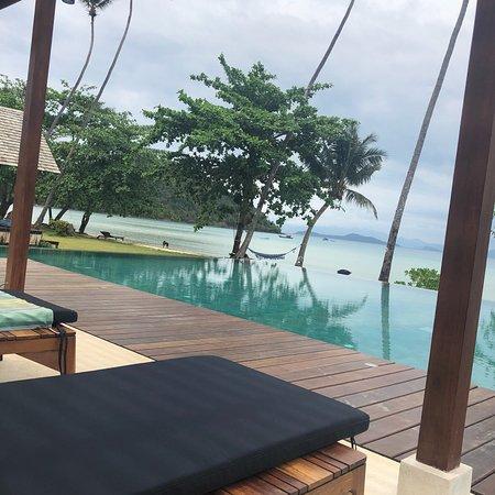 The best is Koh Mak island