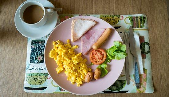 Bangkok Loft Inn: Superb breakfast