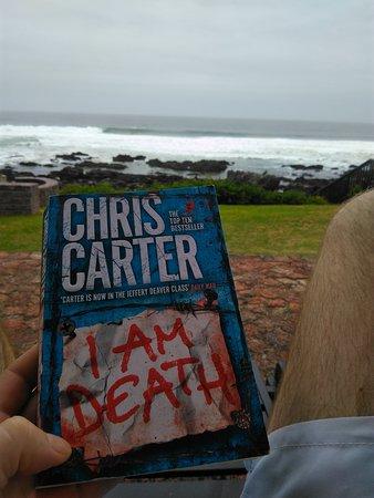 Beachview, Sydafrika: Weekend of reading
