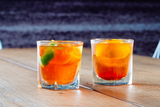 North Beach, Australia: Our Negroni