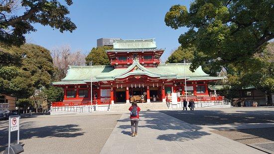 Tomioka Hachimanngu Shrine