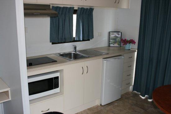 Walkerville, Avustralya: Park Cabin Kitchen