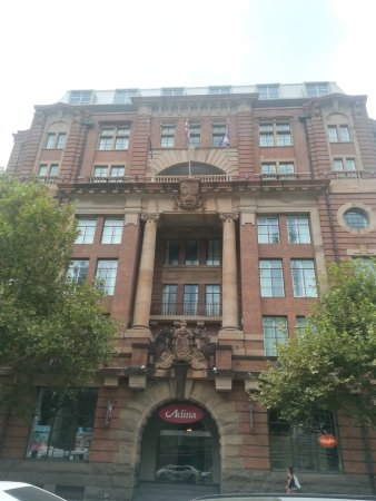 Adina Apartment Hotel Sydney Central Photo