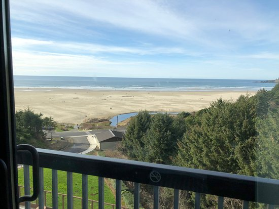 Best Western Plus Agate Beach Inn Awesome View From Room