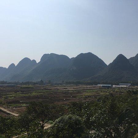 Yizhou, China: Precioso pueblo entre montañas