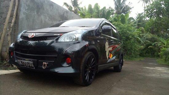 Banjar, Indonezja: Astroboy Loka Paksa Taxi