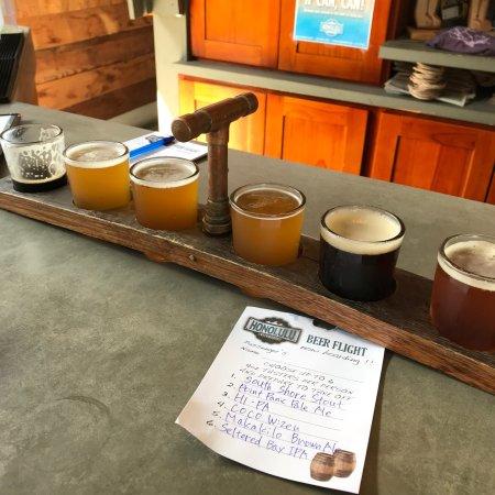 ホノルルビール工場 Honolulu Beerworks