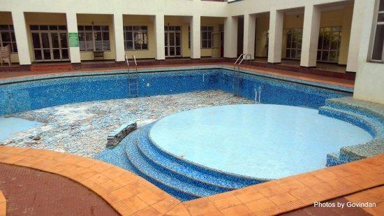 Aptdc haritha valley resort araku valley andhra pradesh - Araku valley resorts with swimming pool ...