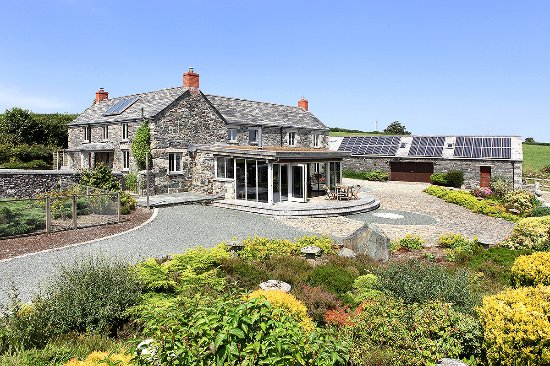 Camelford, UK: Farmhouse
