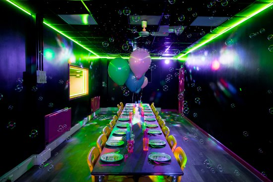 Jump In Trampoline Park: Glow Party @ Jump In Shrewsbury