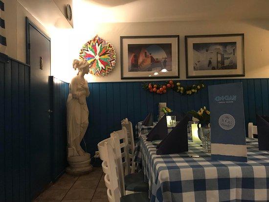 Crecian: Interior