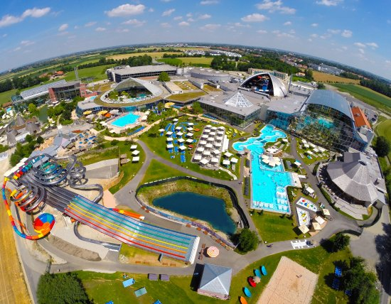 Textiler Thermenbereich - Picture of Therme Erding, Erding ...  Textiler Therme...