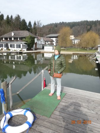 Wörthersee: Живущие на воде люди передвигаются на катарах и яхтах