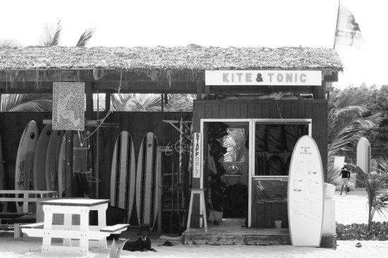 Kite & Tonic