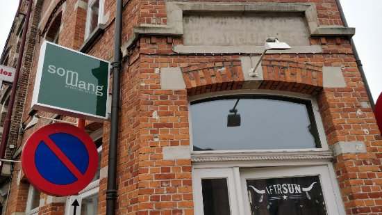 Aarschot, Bélgica: Somwang