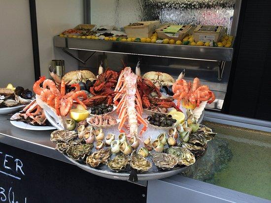 Restaurant Fuits De Mer Saint Jean De Luz