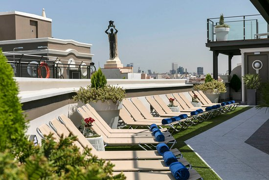 Emperador hotel madrid spain reviews photos price - Hotels in madrid spain with swimming pool ...