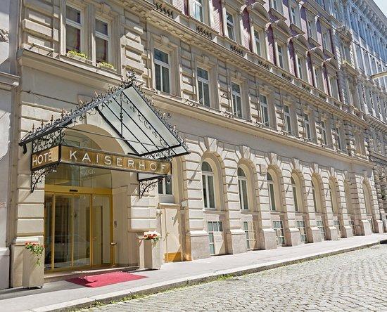 โรงแรมเวสเทิร์น พรีเมียร์ ไคเซอร์ฮอฟ เวียน
