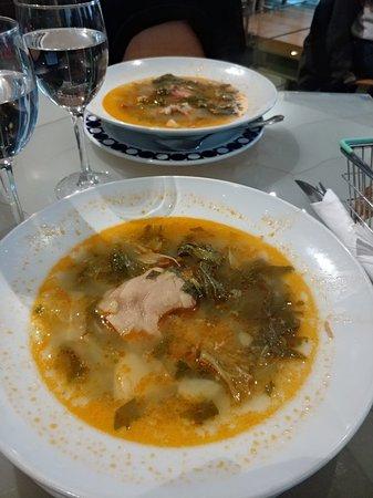 Restaurante casa manolo en santiago de compostela con for Cocinas santiago de compostela