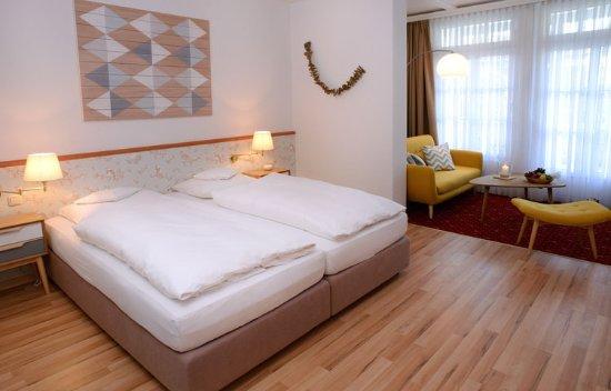 Ostseebad Baabe, ألمانيا: Doppelzimmer Deluxe
