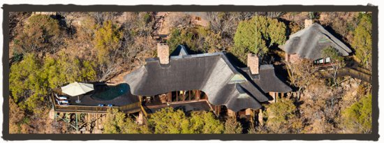 Welgevonden Game Reserve, Sydafrika: Tshwene Lodge.