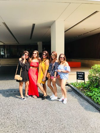 Fraser Suites Sukhumvit: We enjoyed our girl's trip to the fullest with Fraser suites!