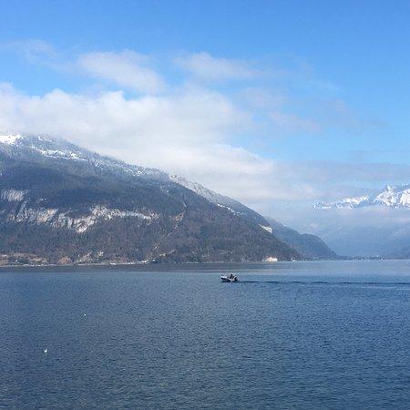 Faulensee, Switzerland: photo1.jpg