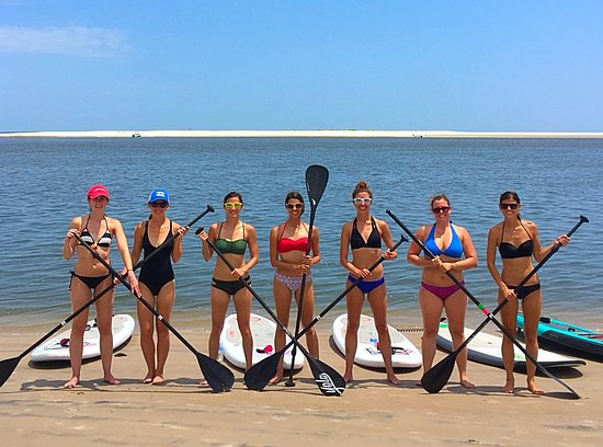 paddle boarding rentals Fernandina Beach
