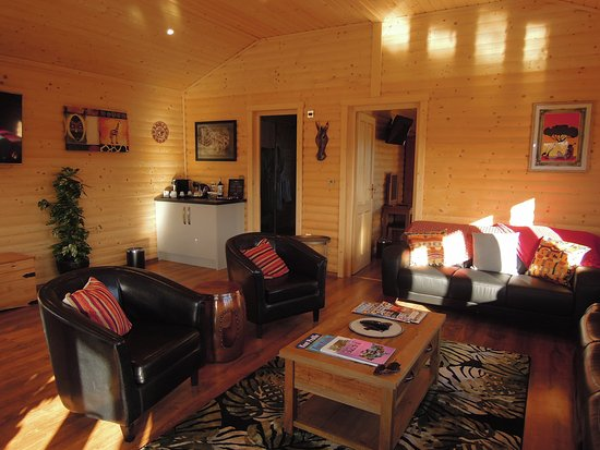 Smarden, UK: Cheetah Lodge