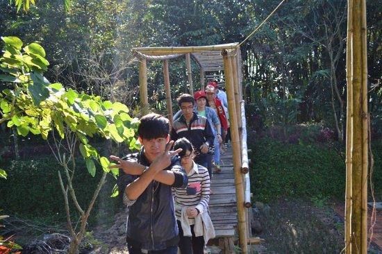 Khanh Hoa Province, Vietnam: khu sinh thái Nhân Tâm