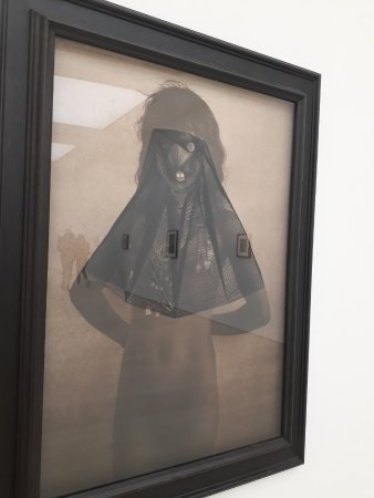 Saatchi Gallery: More stitces on photos