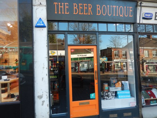 ‪The Beer Boutique‬