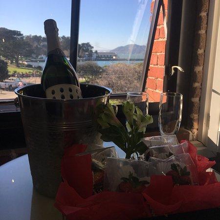 Argonaut Hotel San Francisco Breakfast