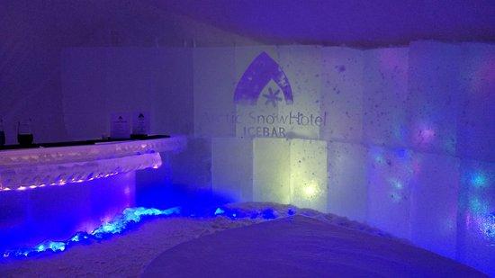 Arctic SnowHotel & Glass Igloos Photo