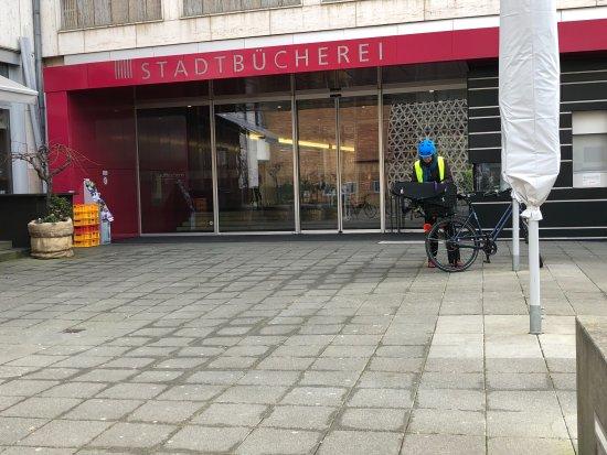 Zentralbibliothek - Stadtbücherei Frankfurt am Main