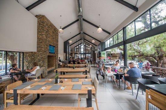 Robertson, África do Sul: Informal dinning area