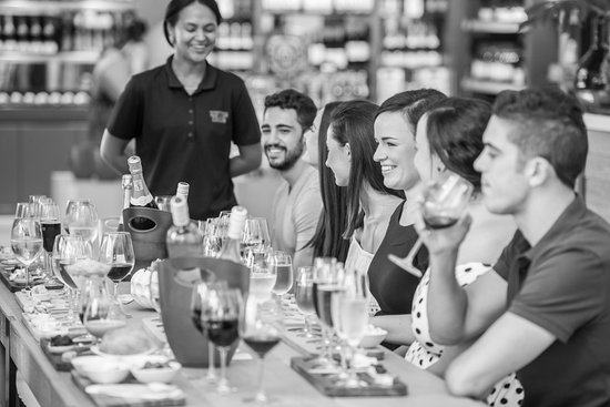 Robertson, África do Sul: Enjoy a food and wine pairing experience