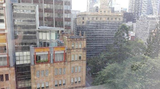 Travelodge Hotel Sydney Wynyard: Aussicht 1